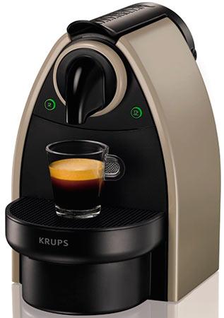La mejor cafetera de cápsulas baratas 2017 Nespresso Essenza XN 2140