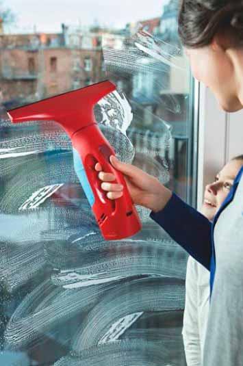 Mejor Limpiacristales eléctrico Vileda Windomatic opiniones precio