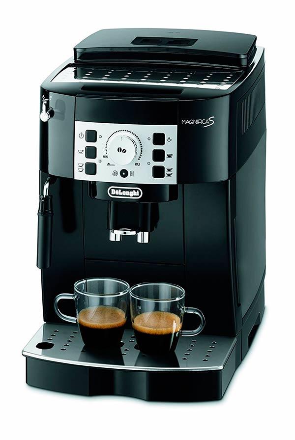 Cafetera express automática DeLonghi Magnifica S
