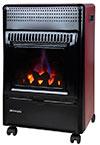 Mejor estufa de gas butano Orbegozo HBF 95 llama azul