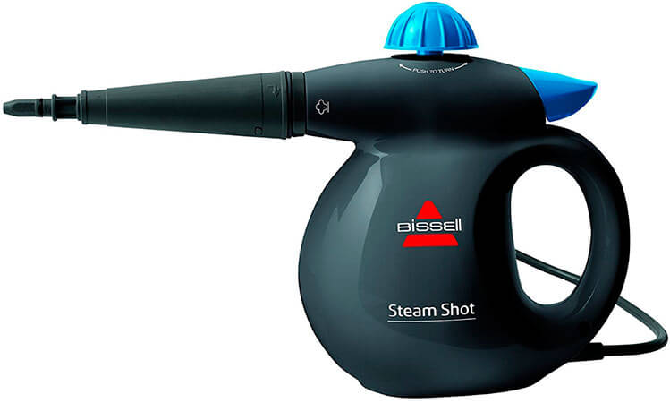Mejores vaporetas de mano profesionales 2017 Bissell Steam Shot