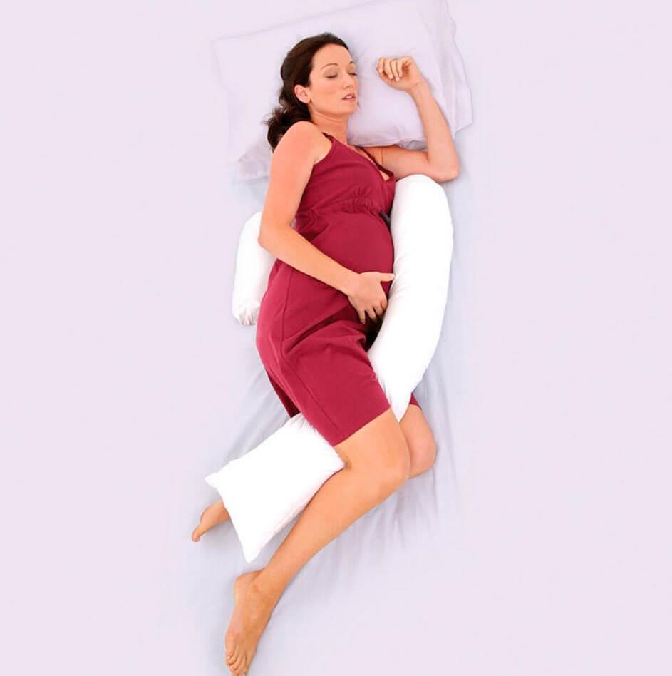 Almohada de embarazo y lactancia Dreamgenii