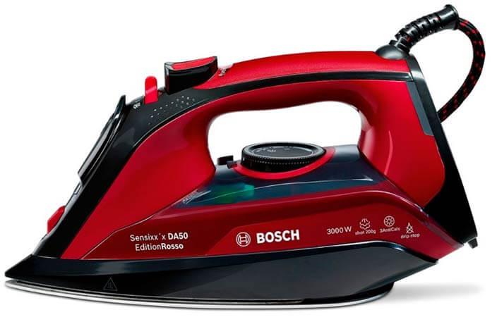 Mejor Plancha de vapor 2018 Bosch TDA503001P