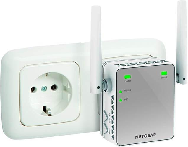 Mejor amplificador de señal Wifi 2018 Netgear EX2700 100PES