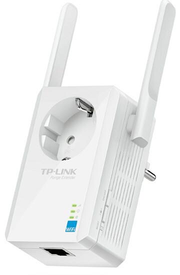Mejor amplificador de señal Wifi 2018 TP LINK TL WA860RE