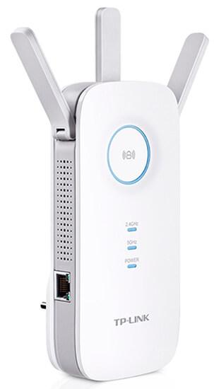 Mejor amplificador de señal Wifi 2018 TP Link AC1750 RE450