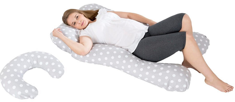 Mejor cojin de embarazo conjunto de almohadas