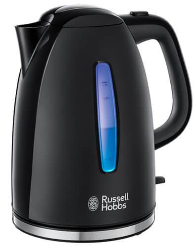 Mejor hervidor de agua eléctrico pequeño para infusiones Russell Hobbs Textures Plus 22591-70