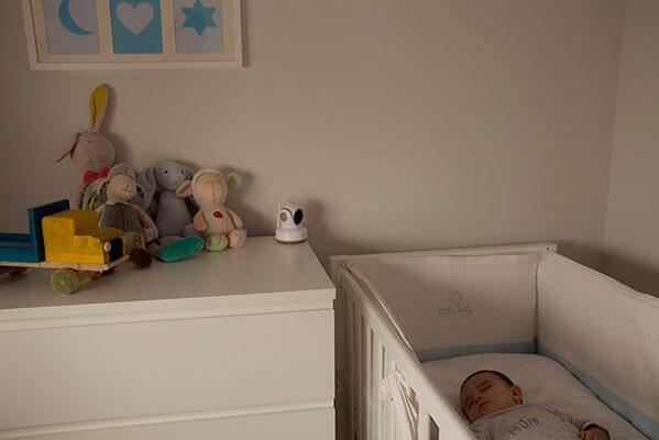 Mejor vigilabebés con cámara comparativa Availand Follow Baby
