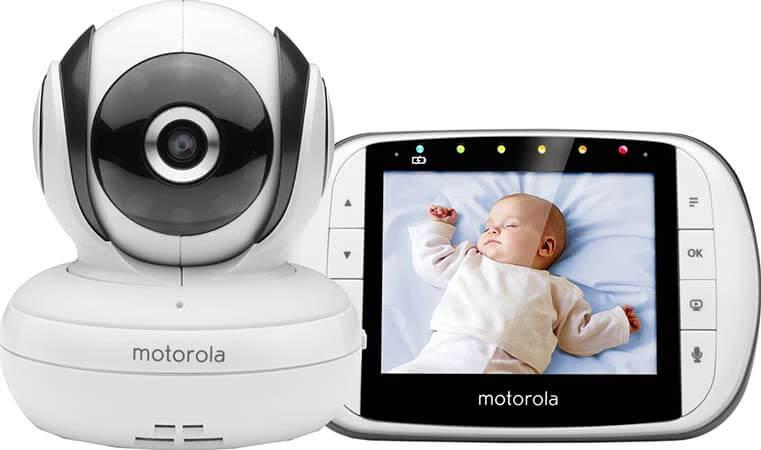 Mejor vigilabebés con cámara comparativa Motorola MBP36S