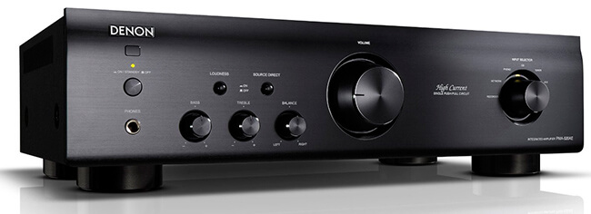 Mejores amplificadores hifi baratos Denon PMA 520AE