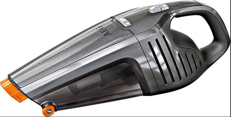 Mejor aspiradora de mano potente pequeña sin cable AEG HX6 35TM