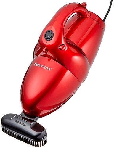 Mejores aspiradoras de mano potentes y pequeñas sin cable mano CleanMaxx 01375 Power Plus