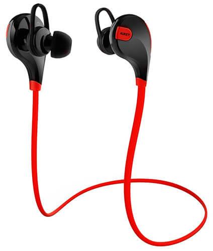 Mejores auriculares deportivos inalámbricos Aukey