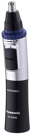 El mejor cortapelos de nariz y orejas Panasonic ER GN30 K
