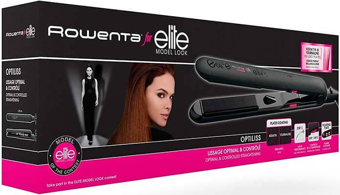 Las mejores planchas de pelo profesionales Rowenta Optiliss Elite SF3122E0