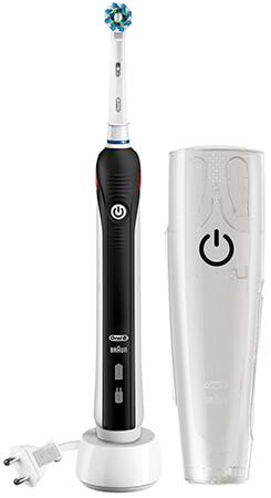 Mejor cepillo de dientes eléctrico opiniones comparativa Oral B PRO 2500 CrossAction