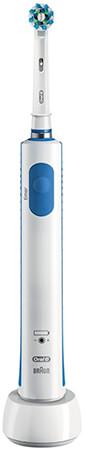 Mejor cepillo de dientes eléctrico opiniones comparativa Oral B PRO 600 CrossAction