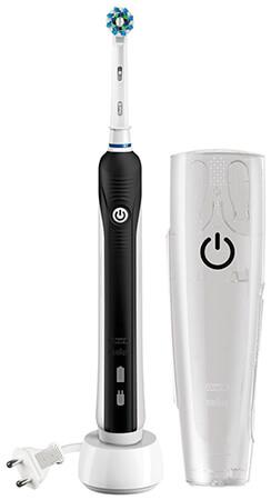 Mejor cepillo de dientes eléctrico opiniones comparativa Oral B PRO 750 CrossAction