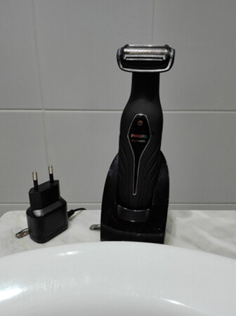 Las mejores afeitadoras corporales masculinas 2017 Philips BodyGroom BG2036/32