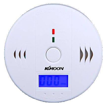 Mejor detector de humo doméstico KKmoon 2017