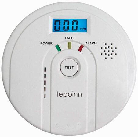 Mejor detector de humo doméstico Tepoinn 2017