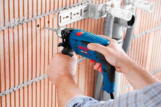 Mejores taladros percutores de 2019 Bosch GSB 13 RE Professional