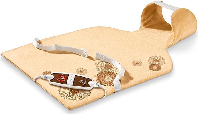 Almohadilla eléctrica cervical Beurer HK-58-LED