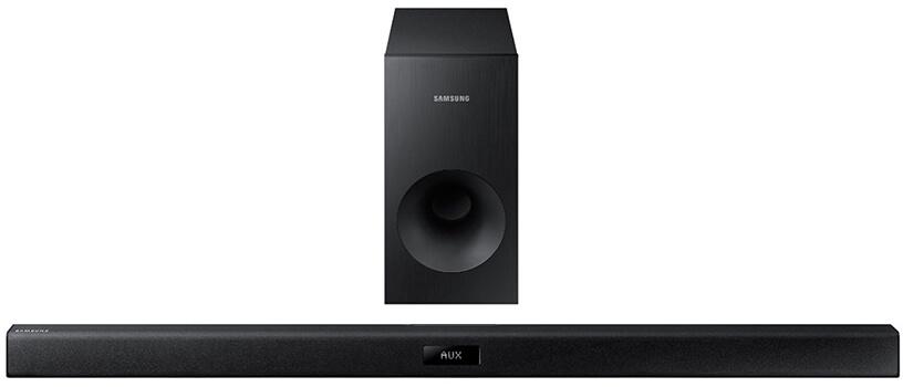 Las mejores barras de sonido de 2017 Samsung HW J355 ZF