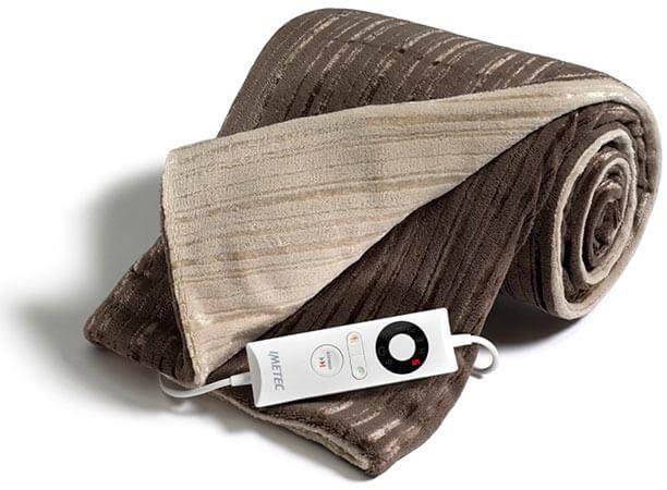 Comprar la mejor manta eléctrica IMETEC Relaxy IntelliSense TH-02