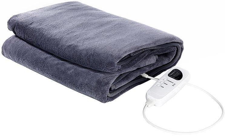 Comprar la mejor manta eléctrica Topcom BW 4770