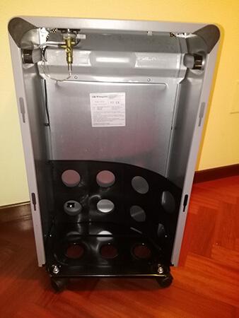Mejor estufa de gas butano 2017 Orbegozo HBF 90