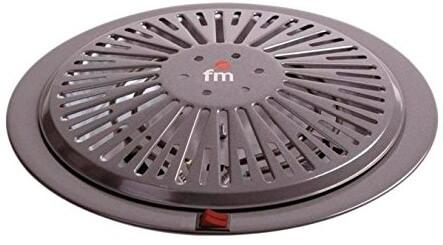 Mejores braseros eléctricos de bajo consumo FM B-900