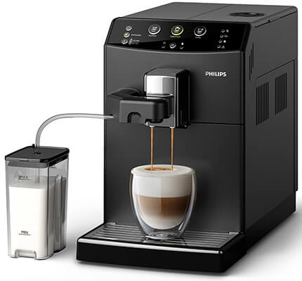 Mejor cafetera express de 2019 Philips Serie 3000 HD882901