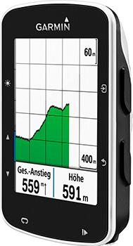 Mejor ciclocomputador calidad precio Garmin Edge 520