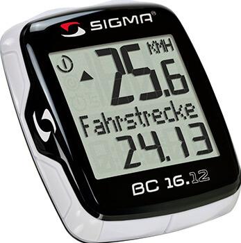 Mejor ciclocomputador calidad precio Sigma 06120 BC 16.12