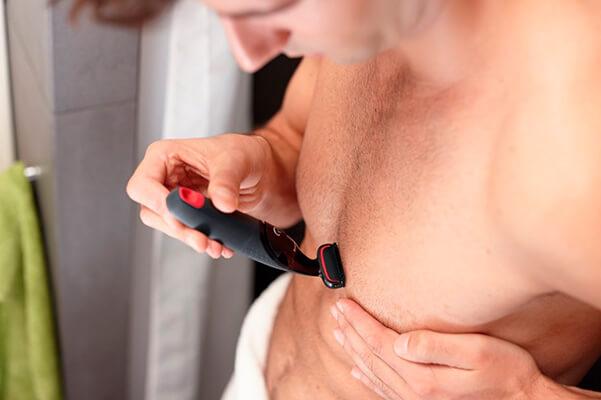 afeitadora corporal masculina philips bg105/10