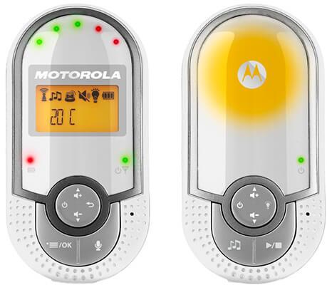 Mejor vigilabebés de 2018 Motorola MBP 16