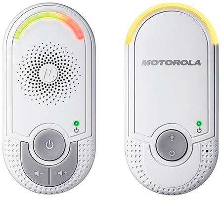 Mejor vigilabebés de 2018 Motorola MBP 8