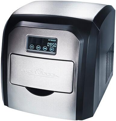 Maquina de hacer hielo domestica Proficook EWB 1007