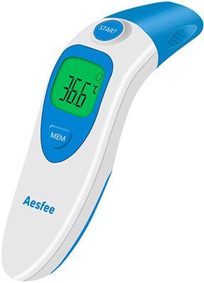 Termómetros para bebés Aesfee