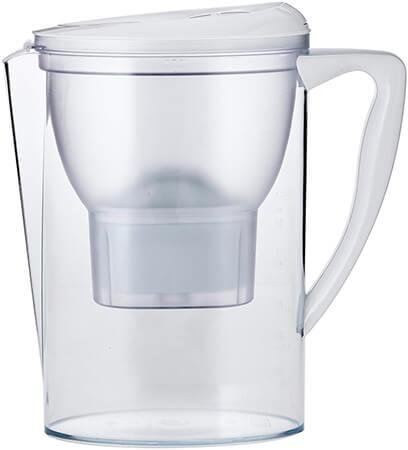 Jarra filtradora de agua AmazonBasics