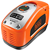 Black and Decker ASI300-QS de color naranja