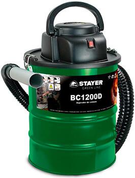 Aspirador para estufa de pellets Stayer 1200D