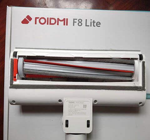 Cepillo para suelo aspirador Roidmi F8 Lite
