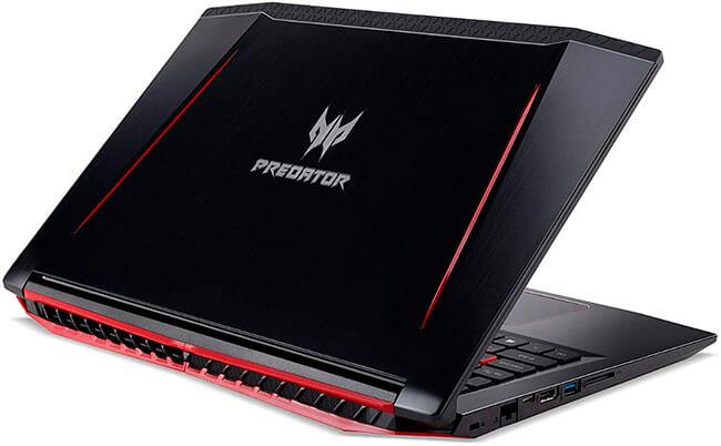 Diseño Acer Predator Helios 300