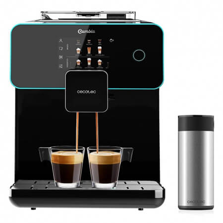 Mejor cafetera express de 2020 Power Matic-ccino 9000 Serie Nera