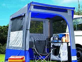 Tiendas de cocina para camping