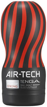 Masturbador masculino Air Tech Strong